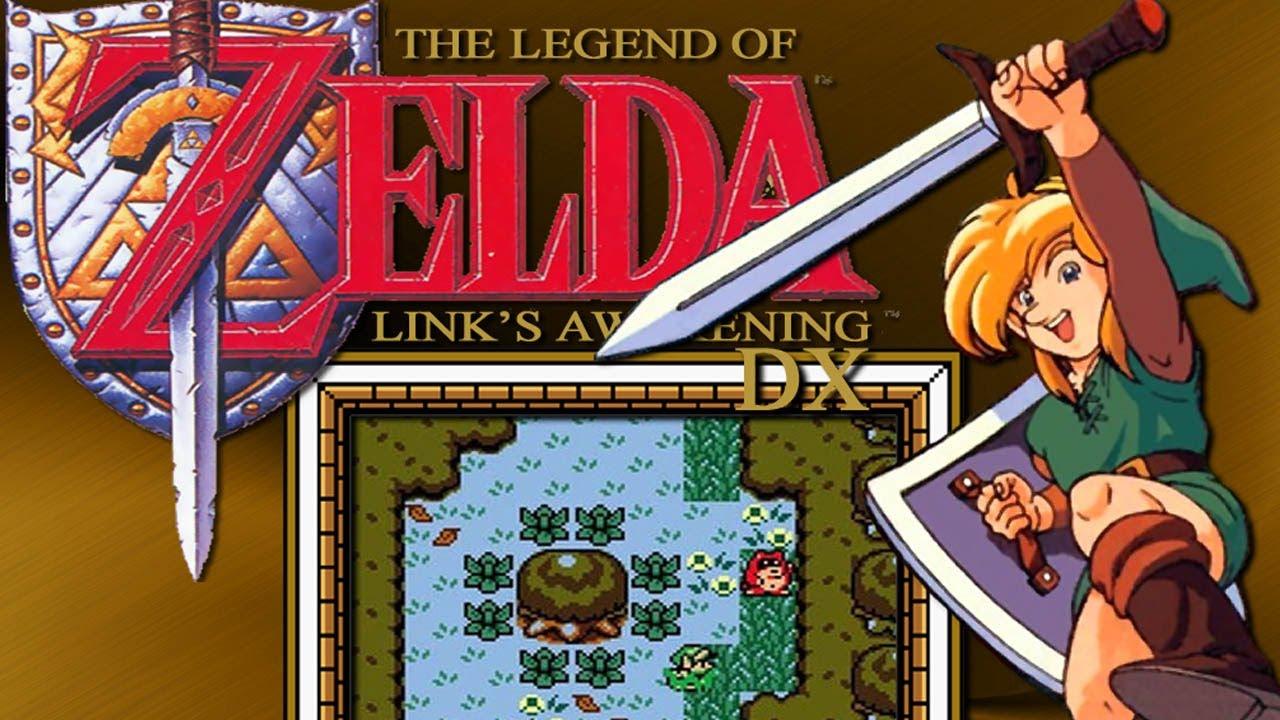 Game boy color legend of zelda - Cgr Undertow The Legend Of Zelda Link S Awakening Dx Review For Game Boy Color Youtube