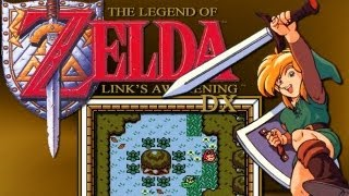 CGR Undertow - THE LEGEND OF ZELDA: LINK