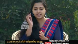 Anu Sithara (Actress) Latest Interviews 12/01/17