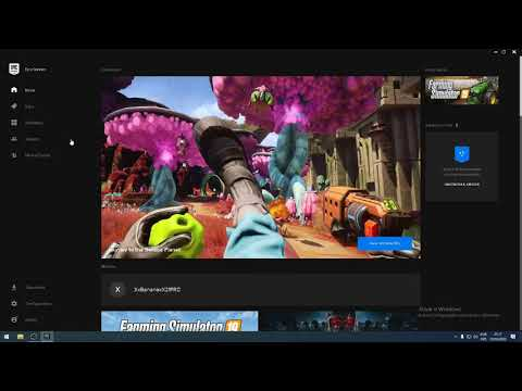 Farming Simulator 19 - The player must be signed-in through Epic Games Launcher to play this game from YouTube · Duration:  2 minutes 11 seconds