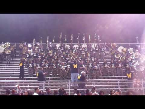 """Whitehaven High School Game 1 2017 """"I Bet You Won't"""""""