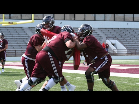 D1 College Football- A Day In The Life - YouTube