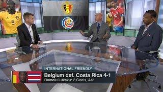 Belgium vs Costa Rica 4-1 | Belgium in the World Cup 2018