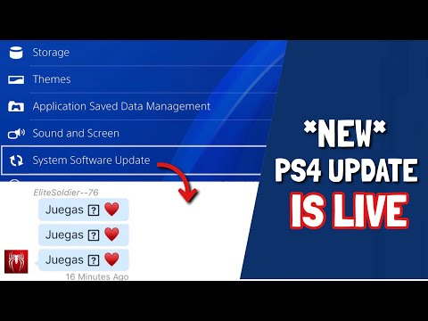 *NEW PS4 UPDATE* 6.02 LIVE! (Oh how i hate sony updates...)