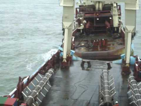 Clip AHTS Maersk Boulder