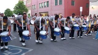 SWAC Drum Showcase in El Paso, TX - Alcorn, PVAMU, MVSU (2015)