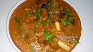 சுவையான மட்டன் குழம்பு செய்வது எப்படி?Mutton Curry Recipe | How to Make Mutton Curry