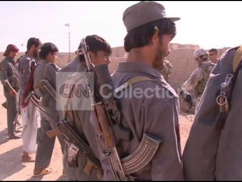 AFGHAN NATO TRAINING