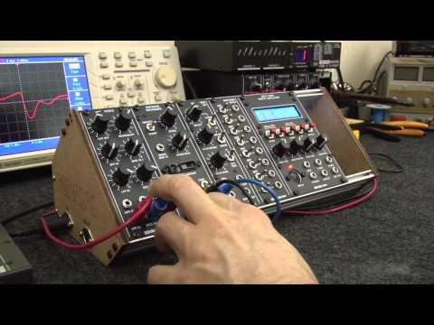 EMW - Distance Recorder eurorack module