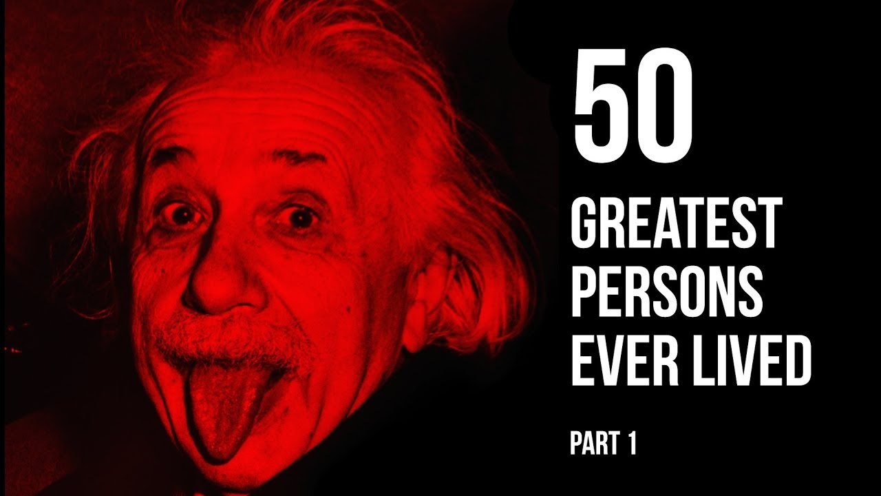 Download Top 50 greatest people in history - Part I - Churchill, Einstein, Napoleon... - Facts on Youtipedia