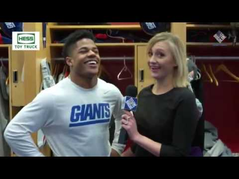 Giants Insider: WR  Sterling Shepard