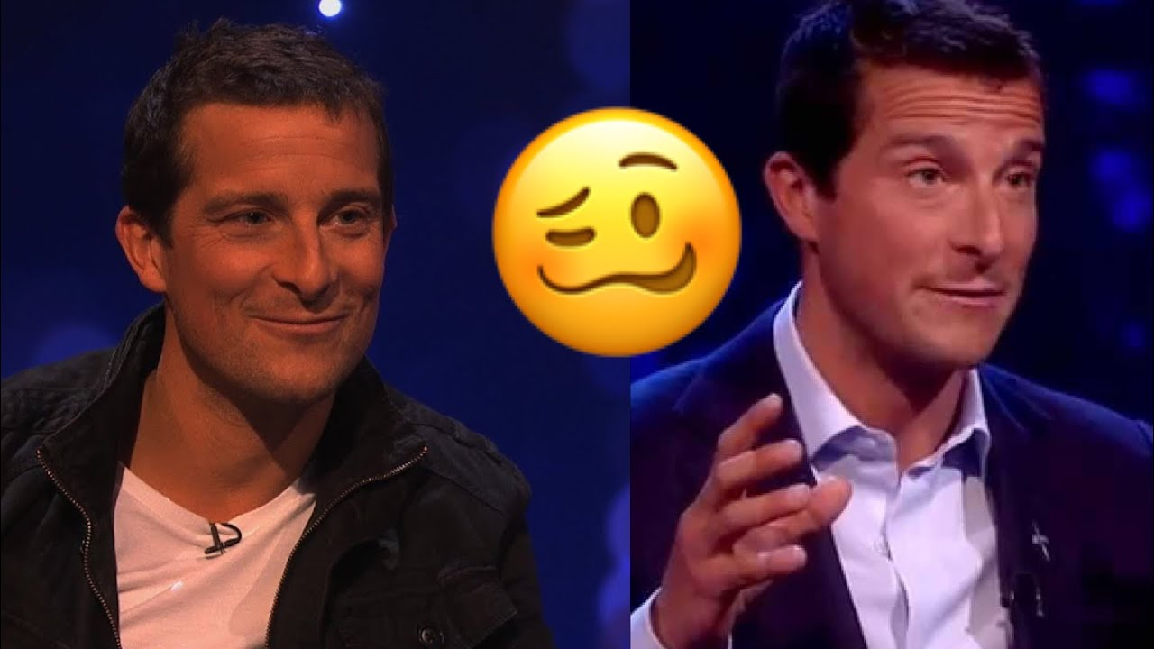 Bear Grylls bares all: TV star accidentally flashes his