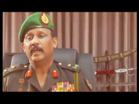 Major General Kamal Gunarathne