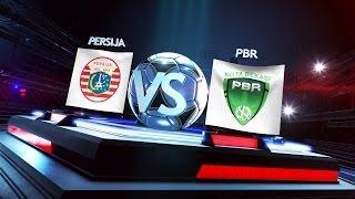 Grup A: Persija vs Persipasi Bandung Raya (2-0) - Match Highlights