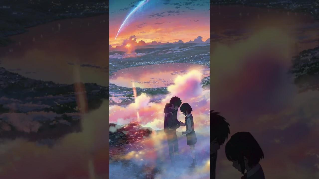 Yourname Kiminonawa Anime Live Wallpaper Hd Youtube