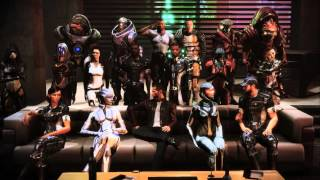 Mass Effect 3 Citadel DLC - Trailer Music