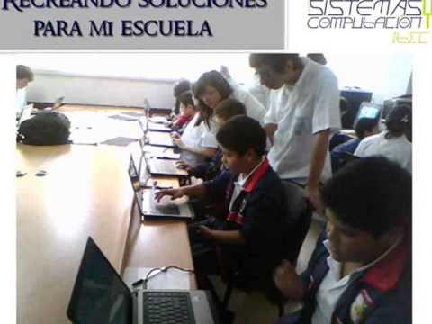 ITEC Recreando Soluciones para mi escuela