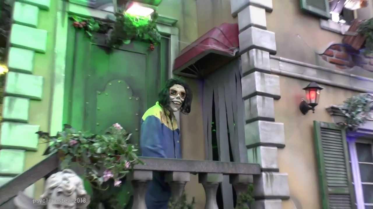Haunted Mansion, Winter Wonderland Hyde Park 2013 - YouTube