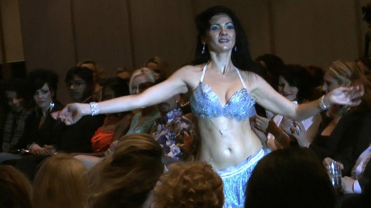 Hot Sexy Arabe Dance Oriental Belly Dancing