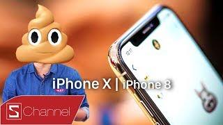 TỔNG HỢP iPHONE X, iPHONE 8: Trải nghiệm cực CHẤT, giá cực CHÁT!!