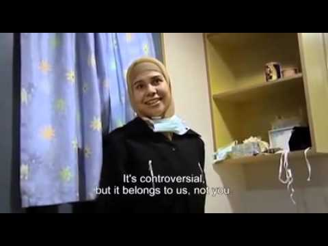 "From a Palestinian mother: ""Life isn't precious."""