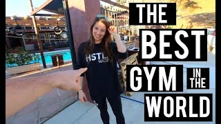 THE BEST GYM IN THE WORLD (Includes a Crossfit Box/ Ocr Course/ Boxing Gym)