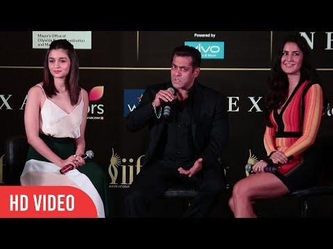 Salman Khan, Katrina Kaif And Alia Bhatt Full Interview | IIfa Awards 2017 Press Conference