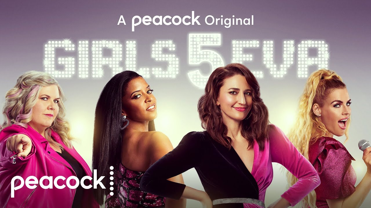 Girls5eva | Official Trailer | Peacock - YouTube