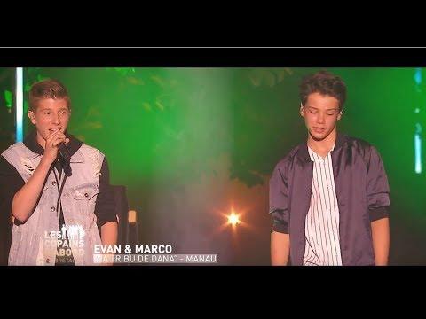 Evan et Marco -