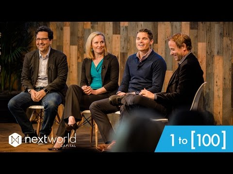 TOP SALES LESSONS LEARNED SCALING TO 100M: 1to100 Conference - 2017