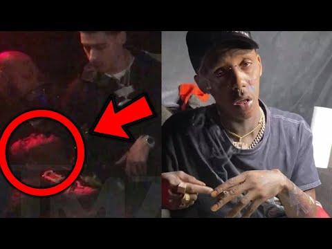 Celebrities React To Famous Dex Overdosing On Live...