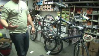 Bicycle Tricks & Repair : Street Bikes for Beginners