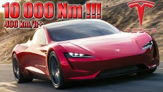 10 000 Nm! 400 km/h! 2020 Tesla Roadster is COMING to destroy everything what we know about CARS!