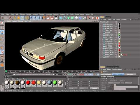 Mini Tuto : importation de modele