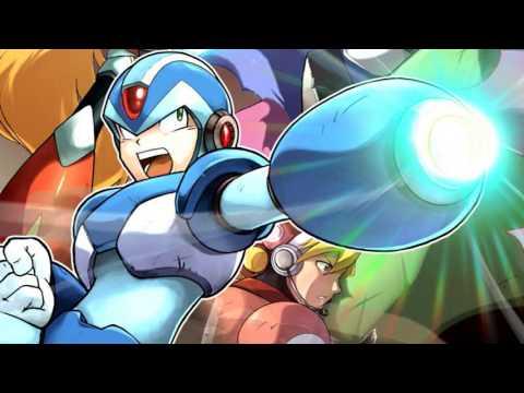 """Video Game Mashup: Mega Man X vs. MMX2 """"Beetle Brawl"""" (SNES / VGM Remix / Ben Briggs)"""