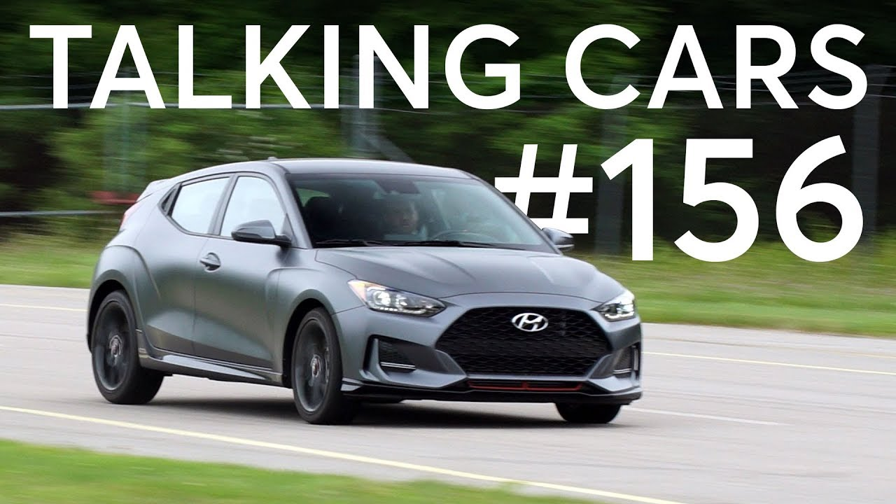 Memories From The Road 2019 Hyundai Veloster Talking Cars 156