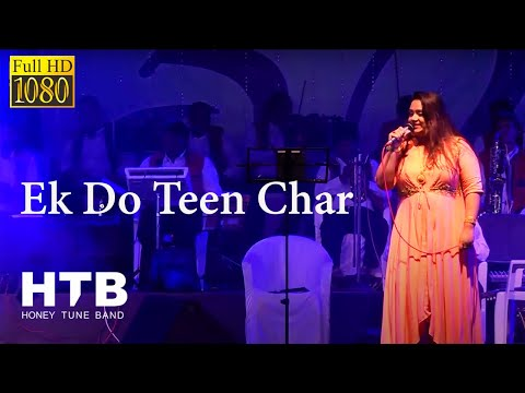 Ek Do Teen l Mayur Soni l Tezaab l Madhuri Dixit l Honey Tune Band l Mayur Soni Live l