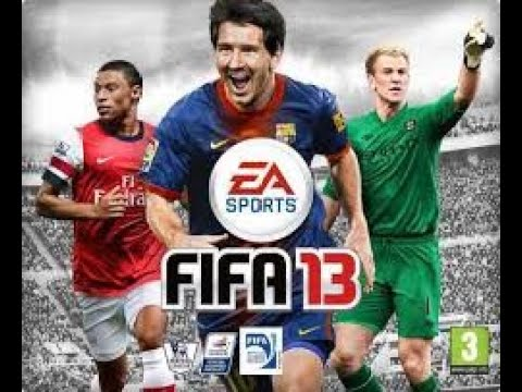 HOW TO DOWNLOAD FIFA 13