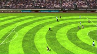 FIFA 14 iPhone/iPad - Barcelona SC vs. Nott