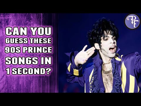 guess-90s-prince-songs-in-one-second-challenge!