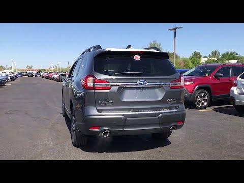 2019 Subaru Ascent Phoenix, Peoria, Scottsdale, Avondale, Surprise, AZ S8364