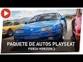 Forza Horizon 3 - Paquete de autos Playseat
