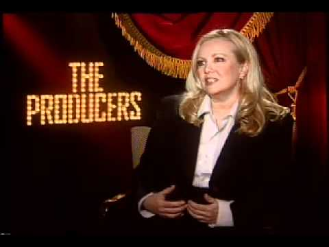 Susan Stroman interview for The Producers movie Mp3