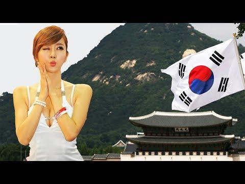 Южная Корея. Интересные Факты о Корее.