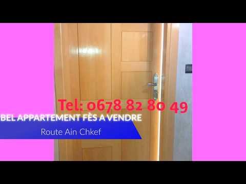 شقق رائعة للبيع بفاس طريق عين الشقف بثمن جد مناسب Appartement Fès Route Ain Chkef