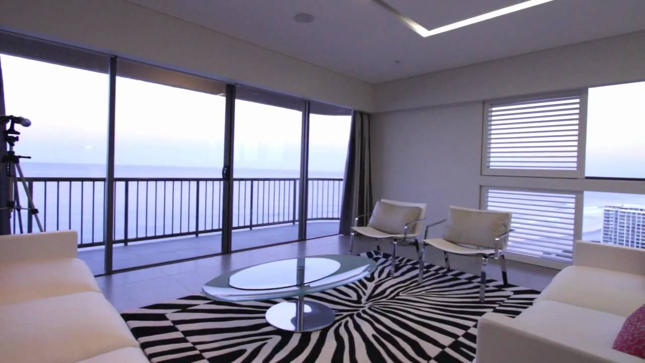Deville Penthouse Main Beach, Gold Coast - YouTube