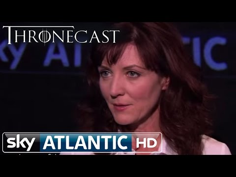 Game of Thrones Catelyn Stark: Thronecast Michelle Fairley