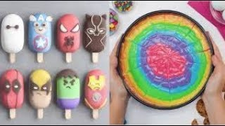 #cake #cakeDecorating #yummyyyfood |oddly satisfying birthday cake ...