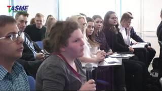 Gospodarka i Unia Europejska - debata Stanisława Michalkiewicza z młodzieżą gorzowskich liceów