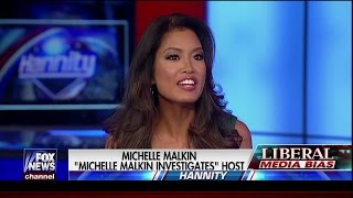 Liberal Media Bias Exposed by Michelle Malkin